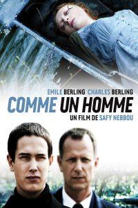 """Affiche du film """"Comme un homme"""""""