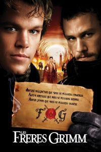 """Affiche du film """"Les Frères Grimm"""""""