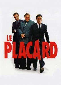 """Affiche du film """"Le Placard"""""""