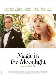 "Affiche du film ""Magic in the Moonlight"""