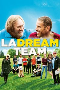 "Affiche du film ""La Dream Team"""