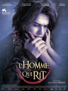 """Affiche du film """"L'Homme qui rit"""""""
