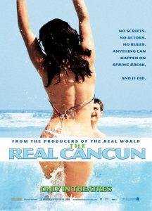 """Affiche du film """"8 jours et 8 nuits à Cancun"""""""