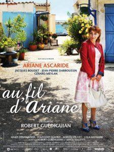 """Affiche du film """"Au fil d'Ariane"""""""