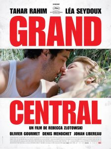 "Affiche du film ""Grand Central"""