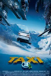 """Affiche du film """"Taxi 3"""""""