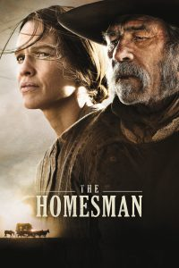 "Affiche du film ""The Homesman"""