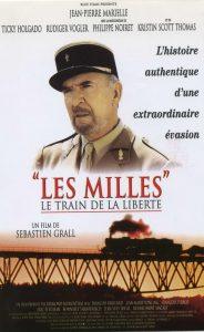 """Affiche du film """"Les Milles, le train de la liberté"""""""