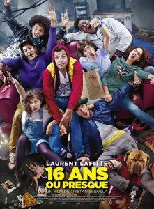 """Affiche du film """"16 ans ou presque"""""""