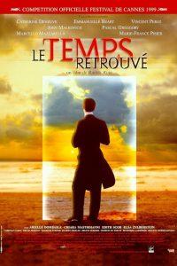"""Affiche du film """"Le temps retrouvé"""""""