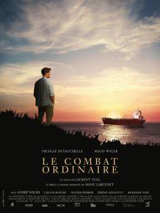 """Affiche du film """"Le Combat ordinaire"""""""