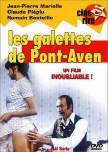"""Affiche du film """"Les Galettes de Pont-Aven"""""""
