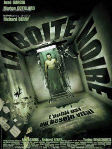 """Affiche du film """"La Boîte noire"""""""