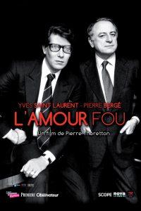"""Affiche du film """"L'amour fou"""""""