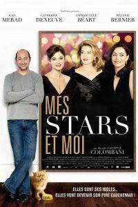 """Affiche du film """"Mes stars et moi"""""""
