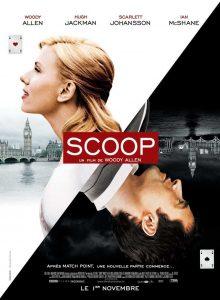 "Affiche du film ""Scoop"""