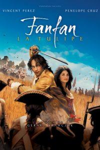 """Affiche du film """"Fanfan la Tulipe"""""""