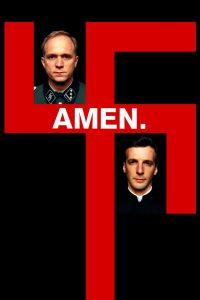 "Affiche du film ""Amen."""