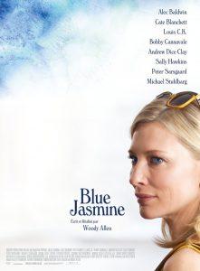 """Affiche du film """"Blue Jasmine"""""""