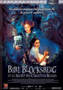 """Affiche du film """"Bibi Blocksberg et le Secret des chouettes bleues"""""""
