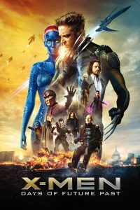 """Affiche du film """"X-Men: Days of Future Past"""""""