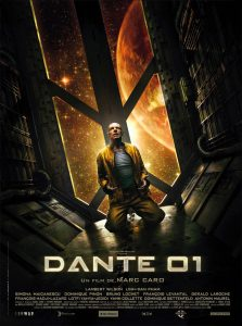 "Affiche du film ""Dante 01"""