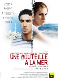 """Affiche du film """"Une bouteille à la mer"""""""