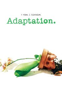 "Affiche du film ""Adaptation."""