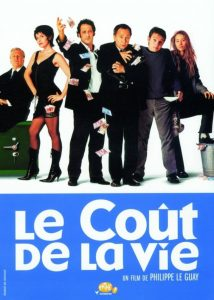 """Affiche du film """"Le Coût de la vie"""""""