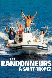 """Affiche du film """"Les Randonneurs à Saint-Tropez"""""""