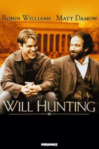 "Affiche du film ""Will Hunting"""