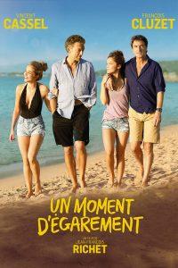 """Affiche du film """"Un moment d'égarement"""""""