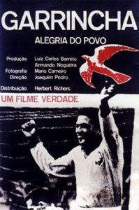 """Affiche du film """"Garrincha - Alegria do Povo"""""""