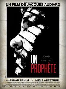 """Affiche du film """"Un prophète"""""""