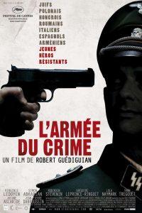 """Affiche du film """"L'Armée du crime"""""""