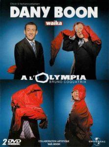 """Affiche du film """"Dany Boon - Waïka"""""""