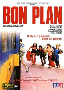 """Affiche du film """"Bon plan"""""""