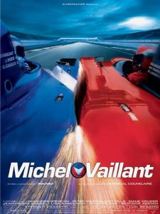 """Affiche du film """"Michel Vaillant"""""""