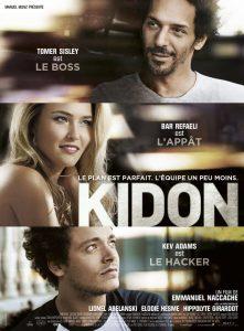 "Affiche du film ""Kidon"""