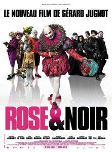 "Affiche du film ""Rose & Noir"""