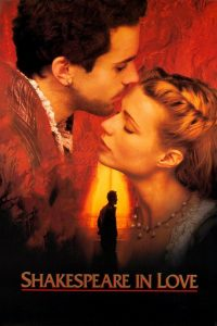 "Affiche du film ""Shakespeare in Love"""