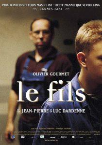 """Affiche du film """"Le fils"""""""