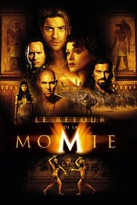 """Affiche du film """"La Momie 2 - Le Retour de la momie"""""""