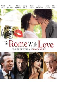 "Affiche du film ""To Rome with Love"""
