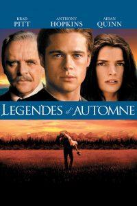 """Affiche du film """"Légendes d'automne"""""""