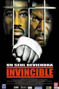 "Affiche du film ""Un seul deviendra invincible"""