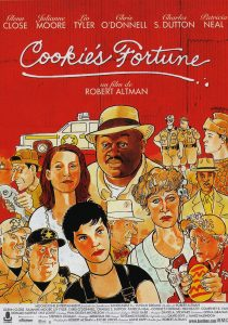 "Affiche du film ""Cookie's Fortune"""