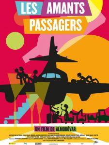 """Affiche du film """"Les Amants passagers"""""""