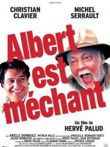 """Affiche du film """"Albert est méchant"""""""
