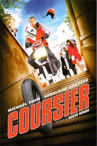 "Affiche du film ""Coursier"""